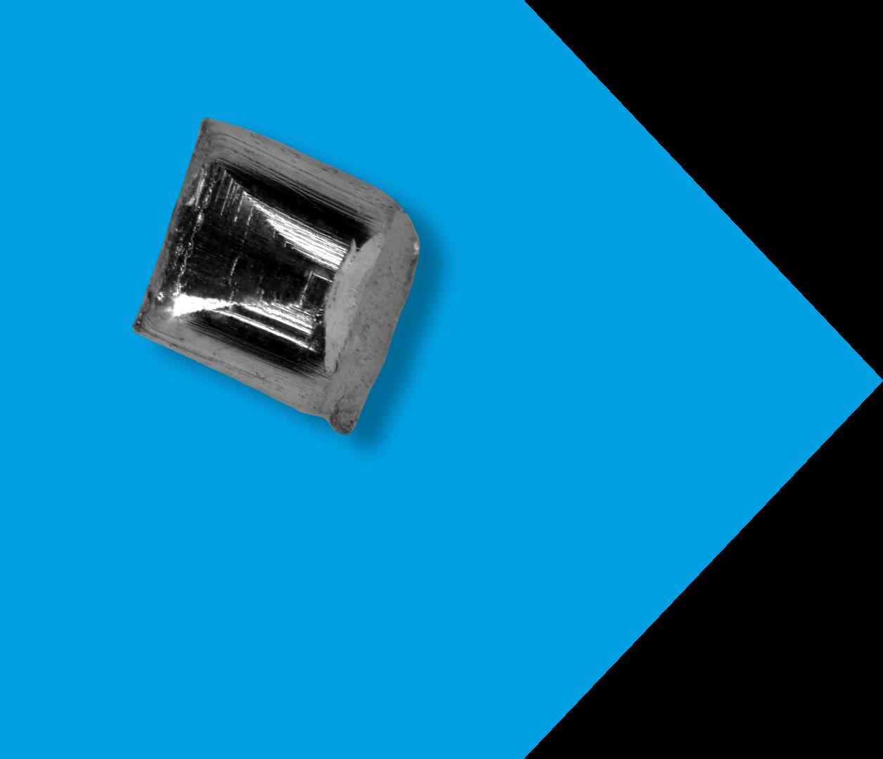 Transparent Aluminium Aluminium Cut Wire Rigorous Blasting Performance And Long
